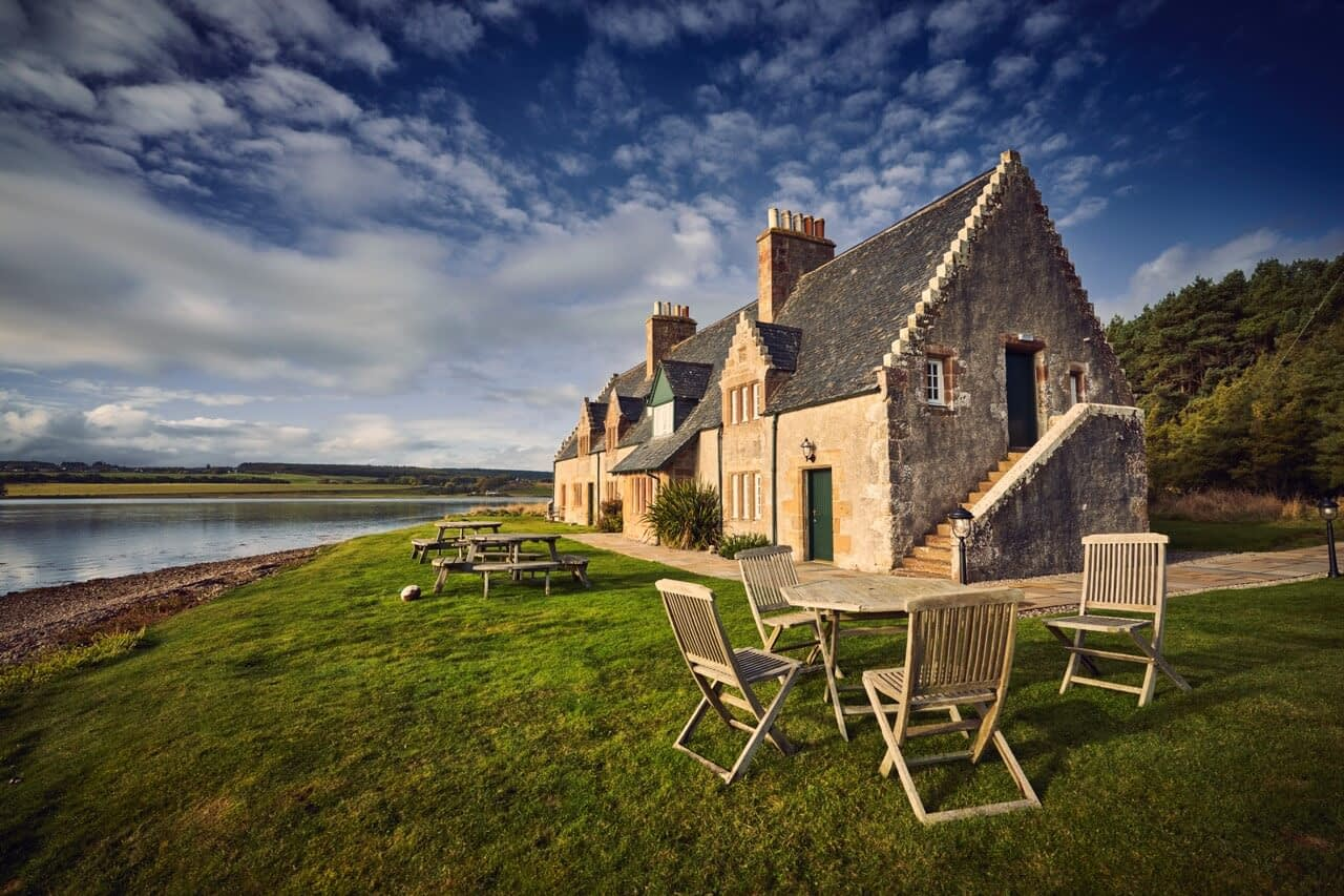 Exterior The Old Granary - Dunrobin Holiday Cottages, Caithness
