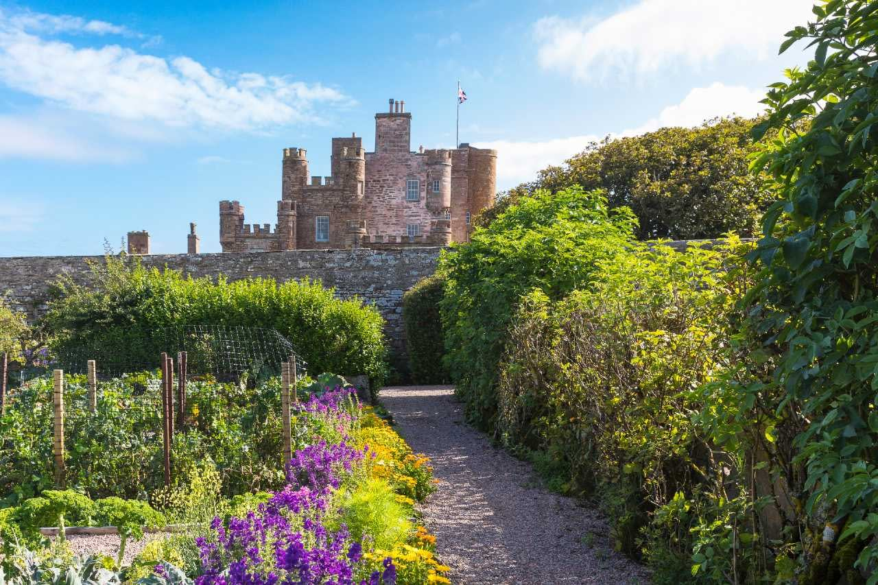 Castle of Mey and Gardens | Image courtesy of Visit Scotland