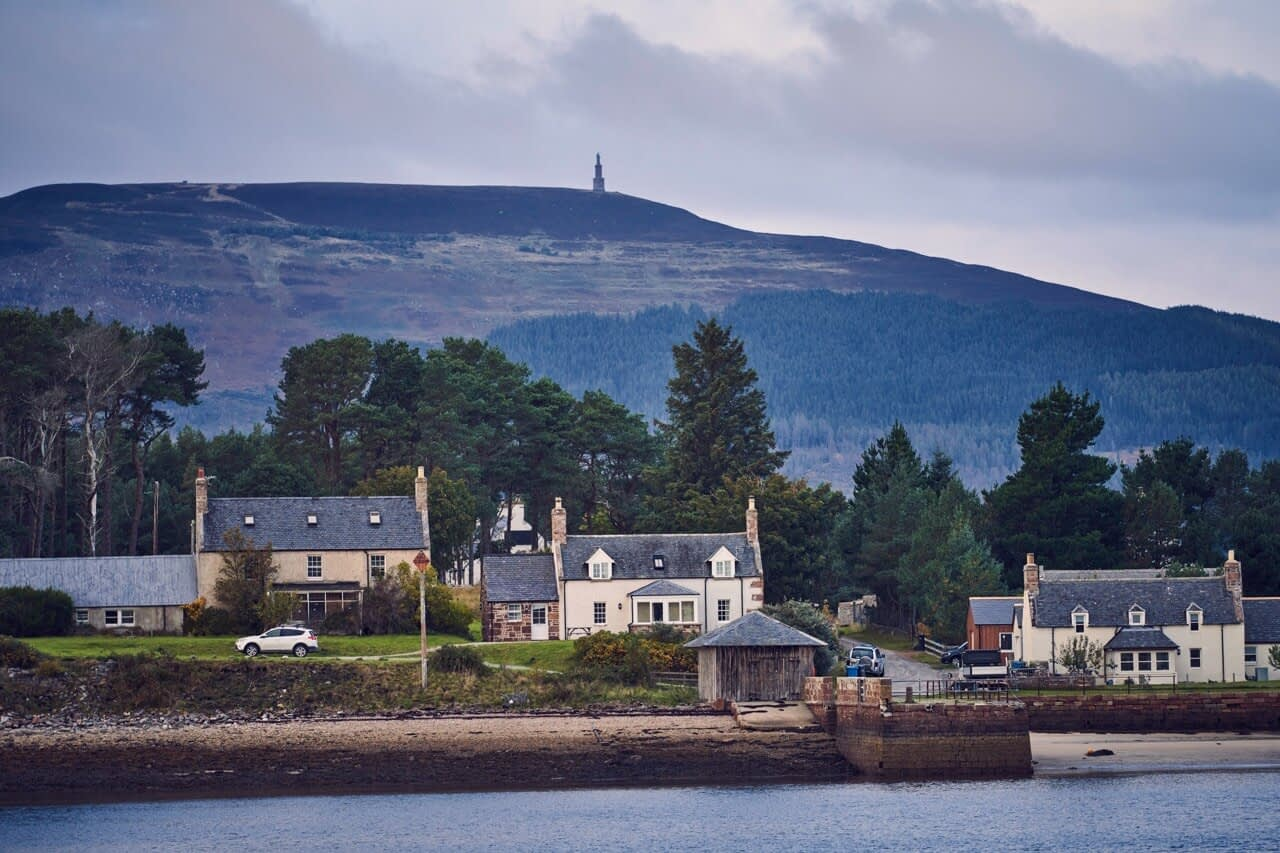 Customs House scenic views - Dunrobin Holiday Cottages, Caithness