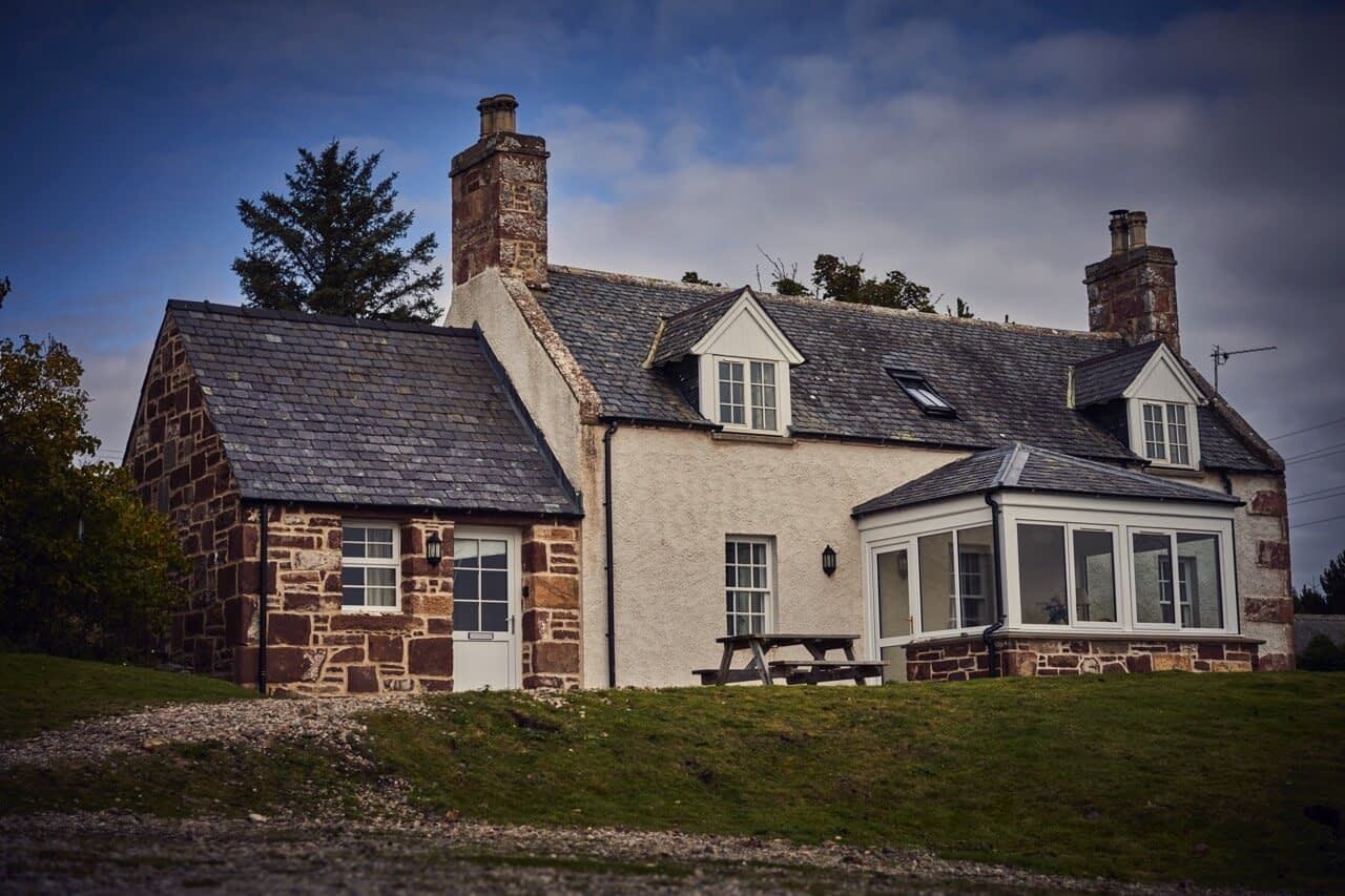 Customs House - Dunrobin Holiday Cottages, Caithness