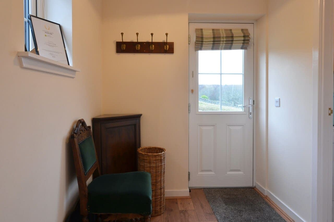 Vestibule Keepers Cottage - Dunrobin Holiday Cottages, Caithness