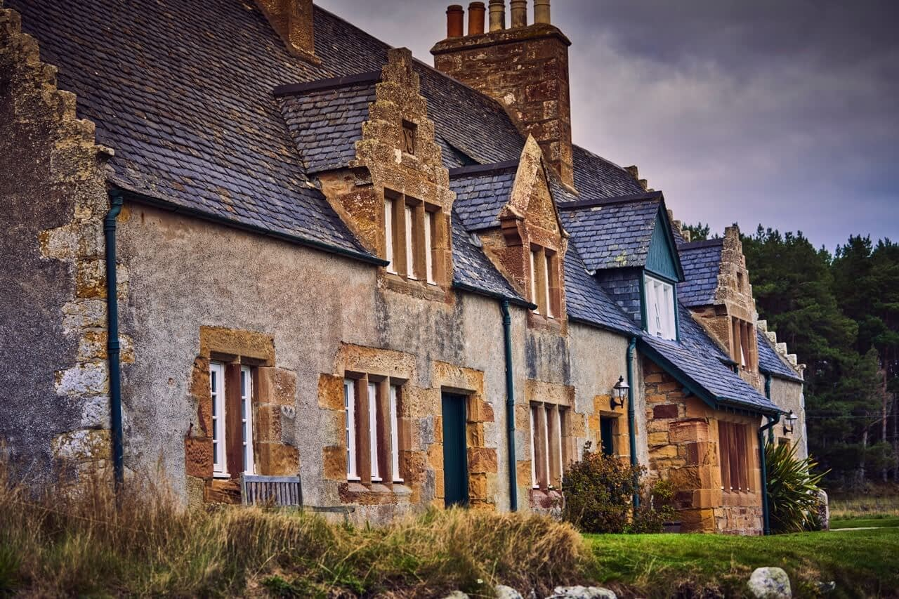 The Old Granary - Dunrobin Holiday Cottages, Caithness