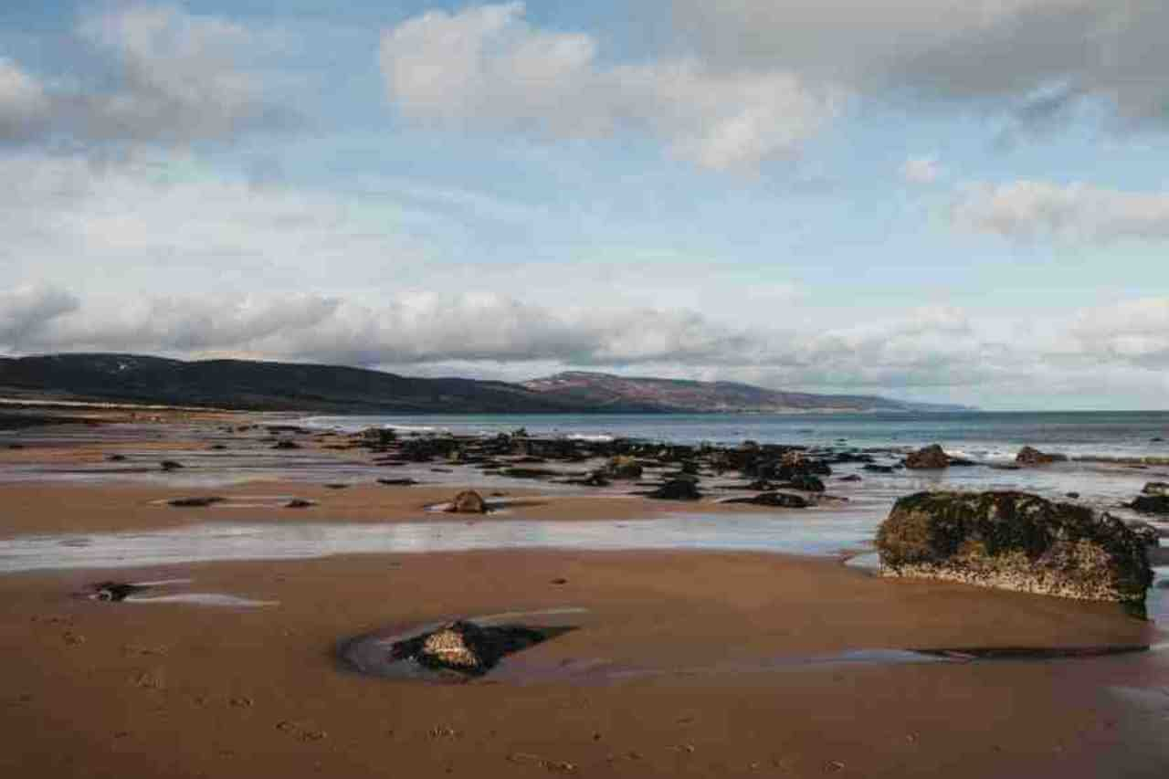Brora Beach - Dunrobin Holiday Cottages, Caithness